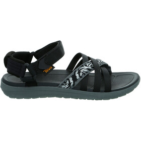 Teva Sanborn Sandals Women grey/black